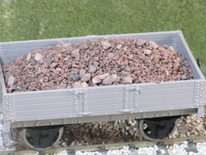Iron Ore O Wagon Loads