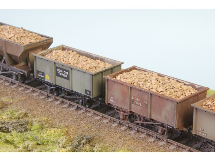 Iron Ore N Wagon Loads