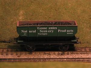 Coal OO Modern Hopper Loads